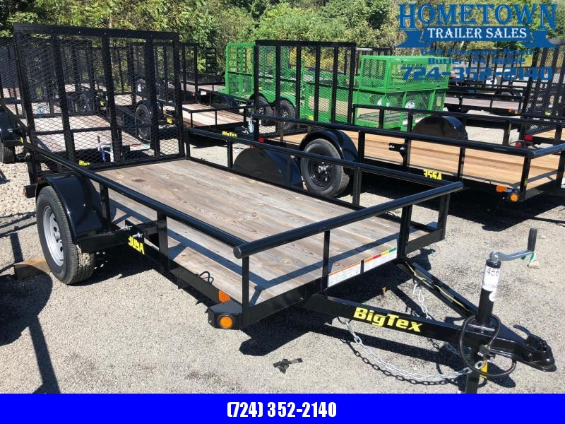 2019 Big Tex 30SA-10 (5' X 10') Single Axle Utility Trailer in Ashburn, VA