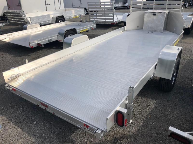 "2018 Aluma (5'11"" x 14.5') Single Axle UTV Trailer Model UT14"