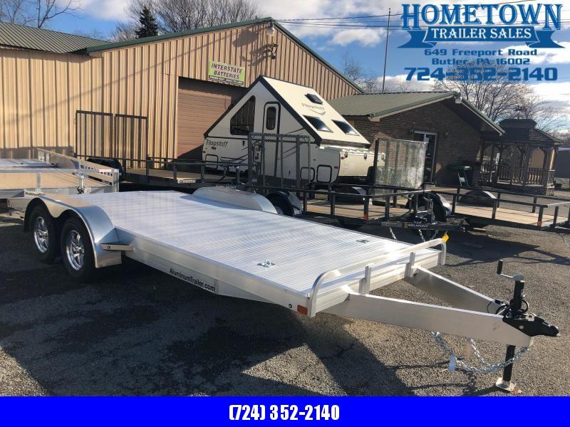 """2019 ATC Model OCHAB8518 (6'8"""" x 18') Tandem Axle Car/Racing Utility Trailer in Ashburn, VA"""