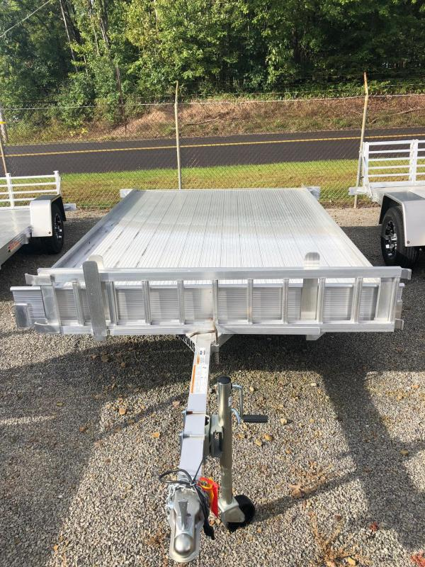 "2017 Bear Track Model BTX82144S (6'8"" x 12') Single Axle ATV Trailer"