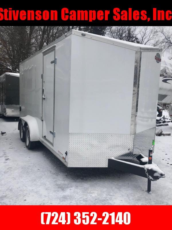2019 Cargo Mate E-SERIES Enclosed Cargo Trailer