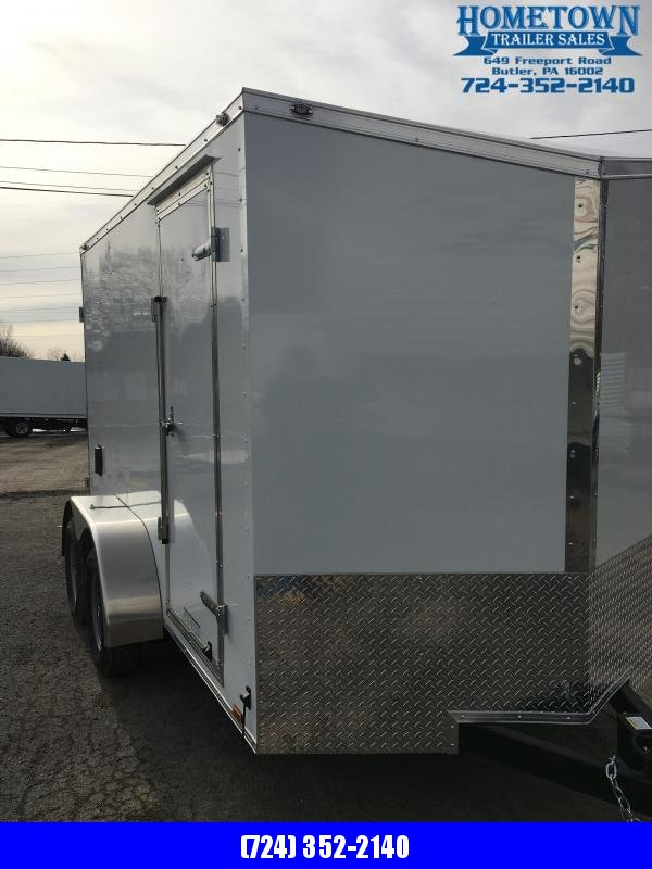2019 Cargo Mate 6.5 x 12 Enclosed Cargo Trailer in Ashburn, VA