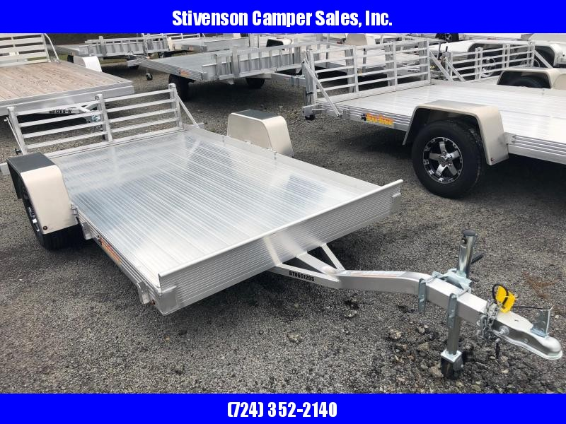 "2018 Bear Track Model BTU65120S (5'4"" x 10') Single Axle Utility Trailer"