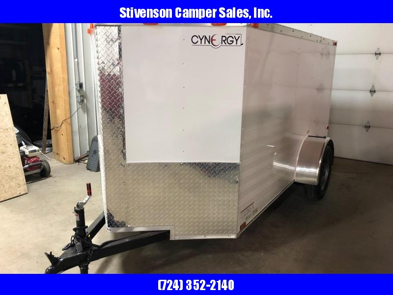2019 Cynergy Model BASIC CCL510SA Enclosed Single Axle Cargo Trailer