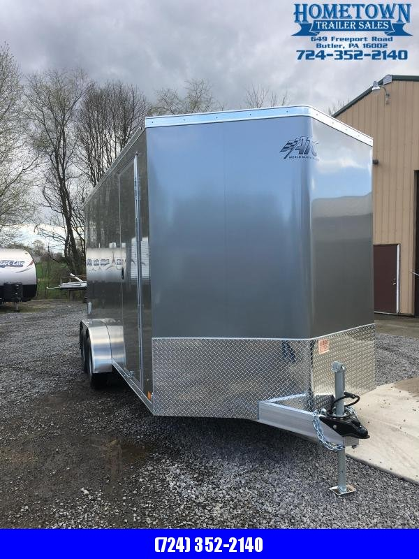 2019 ATC 7x16 Enclosed Cargo Trailer in Ashburn, VA