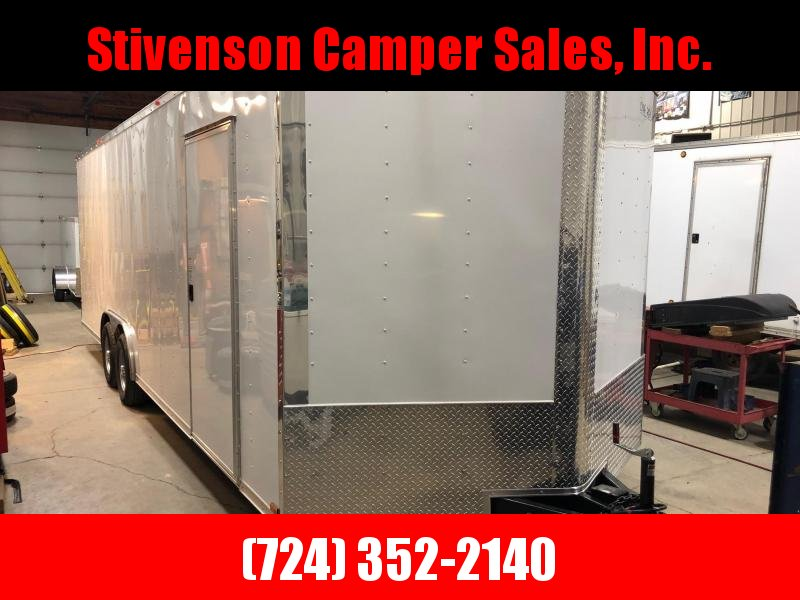2019 Cynergy Cargo ADVANCED CCL8.524TA3 Enclosed Cargo Trailer