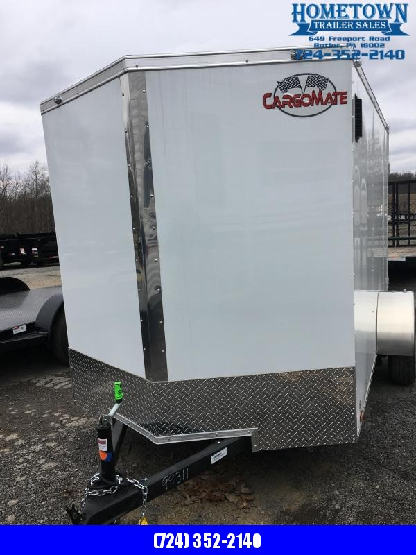 2019 Cargo Mate 6x10 Enclosed Cargo Trailer in Ashburn, VA