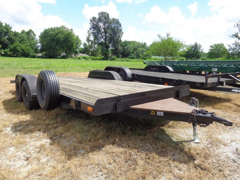 USED 2012 East 18'+2' Flatbed Car / Racing Trailer in Ashburn, VA