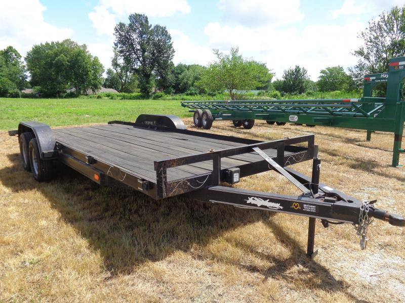 USED 1990 BLDI 18' Flatbed Car / Racing Trailer in Ashburn, VA