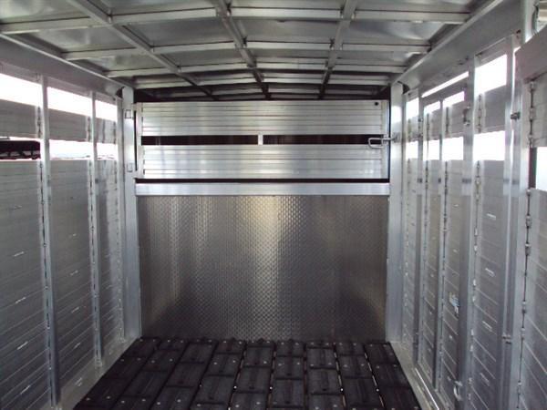 W-W 24' x 7' Bright Line Stockman Gooseneck Stock Trailer (LAST 2 AT THIS PRICE)