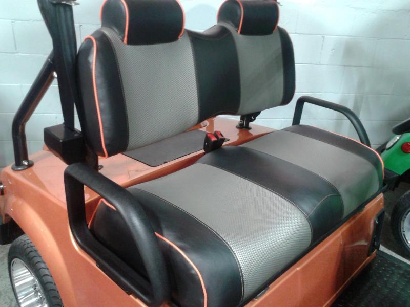 2017 Tomberlin E2-LE Golf Cart
