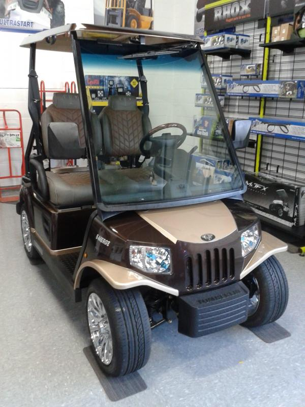 2017 Tomberlin E2-SS Golf Cart