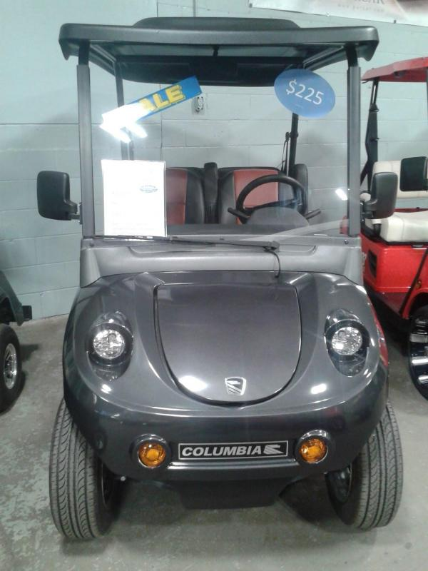2016 Other Columbia P5 Golf Cart