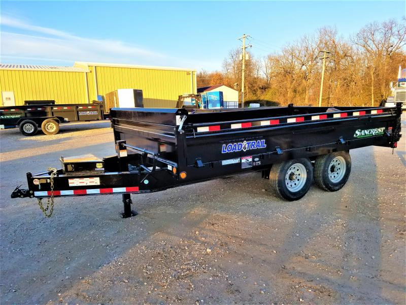 2018 Load Trail  96 X14 Dump Trailer in El Dorado Springs, MO