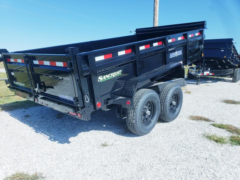 """2019 Load Trail 83"""" x 14' Tandem Axle Dump"""