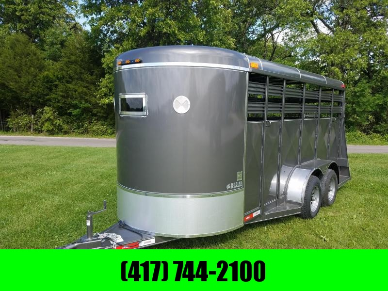 2017 Kodiak STOCK Livestock Trailer