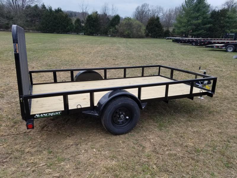 2018 Load Trail Utility ATV Trailer 77 x 12