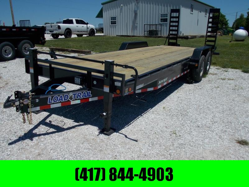 2019 LOAD TRAIL 83 X 24 EQUIPMENT TRAILER W/ 7KS in Gamaliel, AR