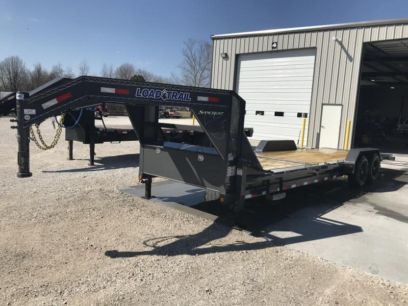 2019 Load Trail 83x24 TANDEM TILT-N-GO W/7K TORSION AXLES