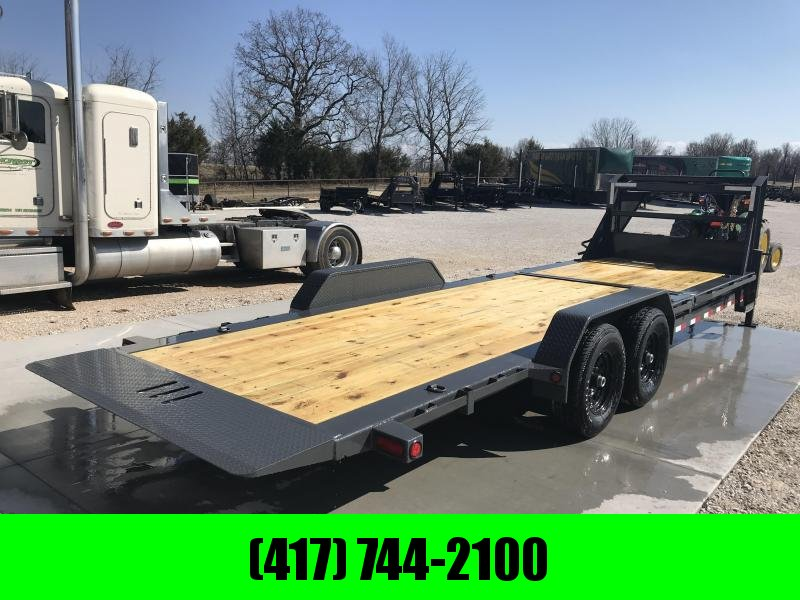 2019 Load Trail 83x24 TANDEM TILT-N-GO W/7K TORSION AXLES in Omaha, AR
