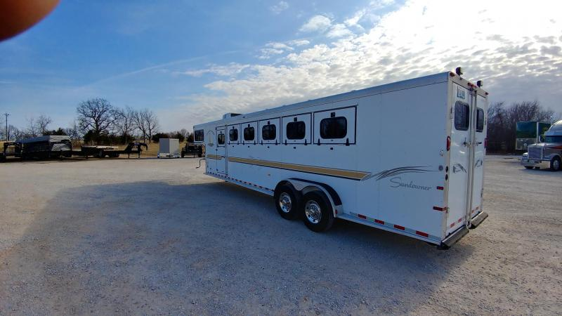 2001 Sundowner Trailers SUNDOWNER Livestock Trailer