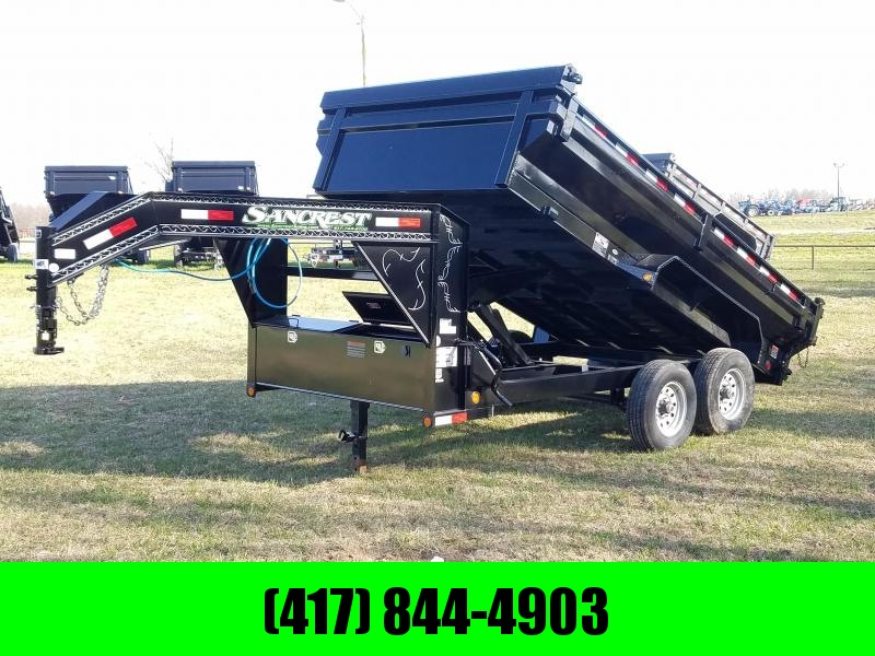 2018 Load Trail DUMP TRAILER KING BED