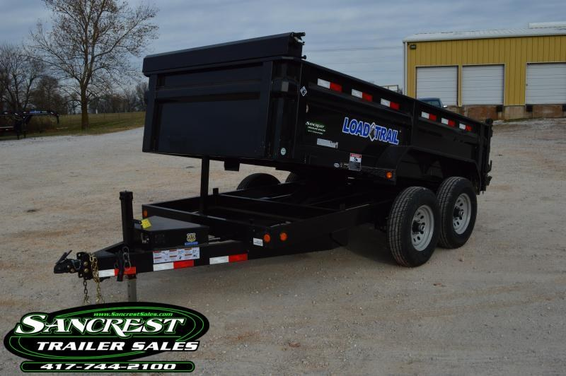 2018 Load Trail 72x12 Dump Trailer in El Dorado Springs, MO