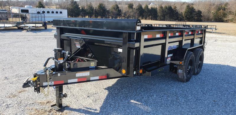 """2019 Load Trail 83"""" x 14' Tandem Axle Dump LOW-PRO"""