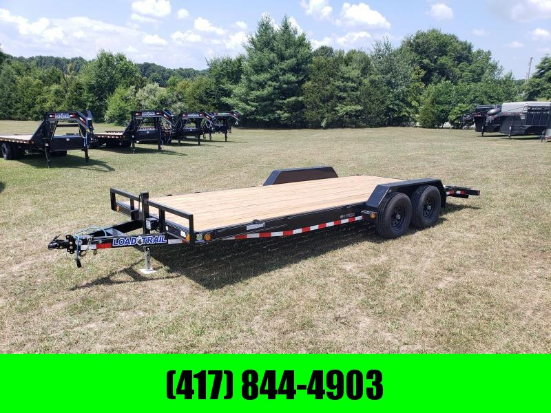 "2018 Load Trail 83"" x 20' Tandem Axle Carhauler in Omaha, AR"