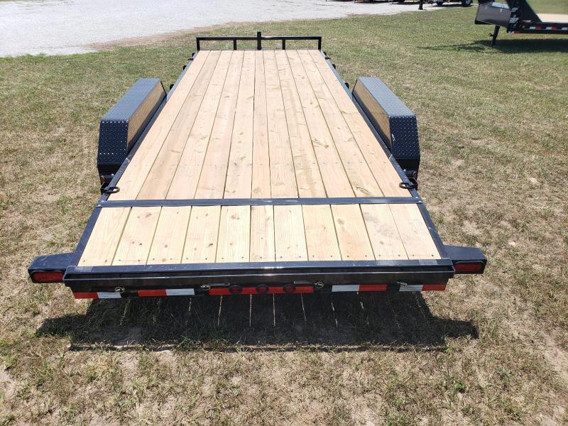 """2018 Load Trail 83"""" x 20' Tandem Axle Carhauler"""