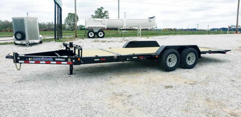 "2019 Load Trail 83"" X 20' Tilt-N-Go Tandem Axle Tilt Deck I-Beam Frame"