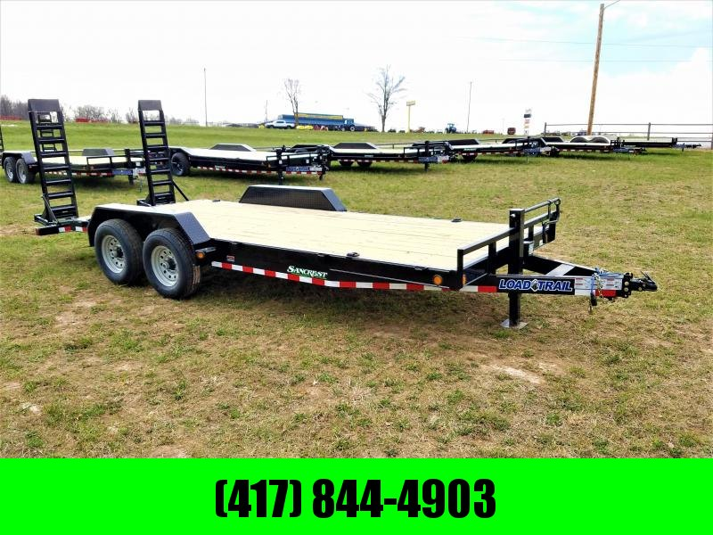 2018 Load Trail Tandem Axle Car hauler
