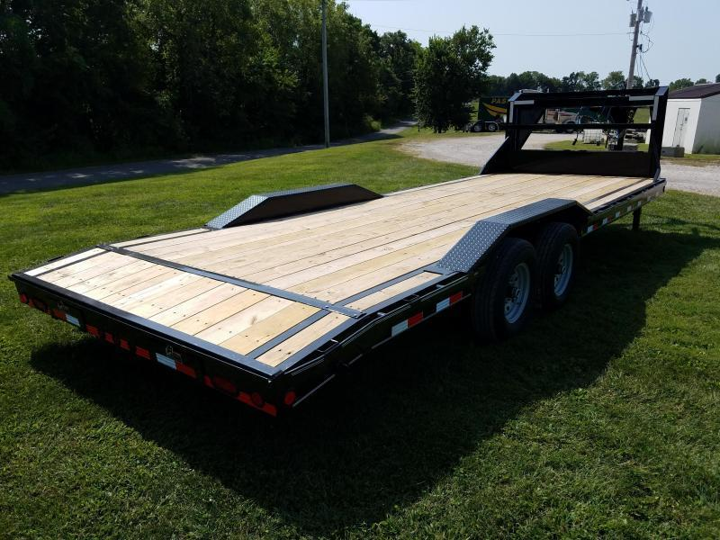 2018 Load Trail GOOSENECK Car Hauler 102 x 24