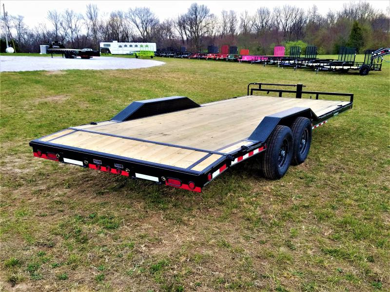 2018 Load Trail Car Hauler Equipment Trailer