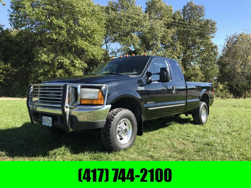 2000 Ford F-350 7.3L DIESEL SUPER DUTY 4X4 W/SUPER CAB LONG BED   in Ashburn, VA