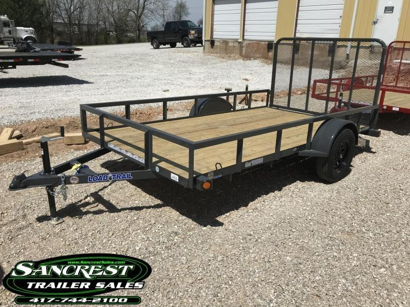 "2018 Load Trail 77"" X 12' Single Axle Utility Trailer in Ashburn, VA"