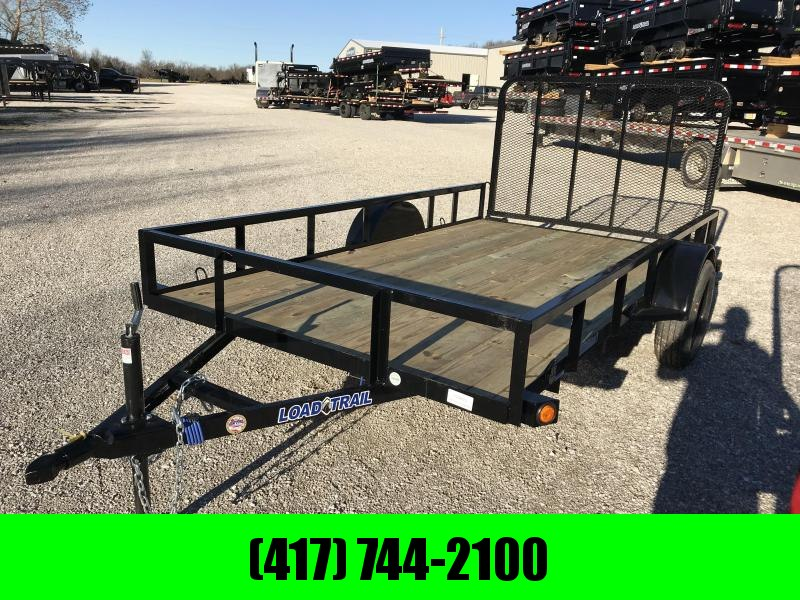 2019 Load Trail 77X12 Utility Trailer W/4' GATE