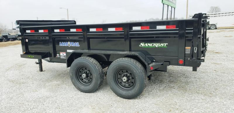2019 LOAD TRAIL 83X14 TANDEM AXLE DUMP TRAILER