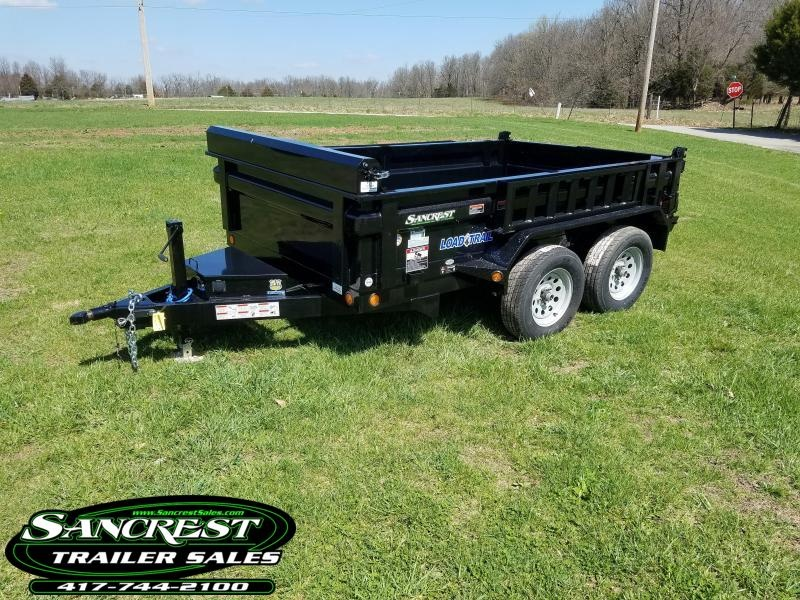 2018 Load Trail 72x10 Dump Trailer in El Dorado Springs, MO