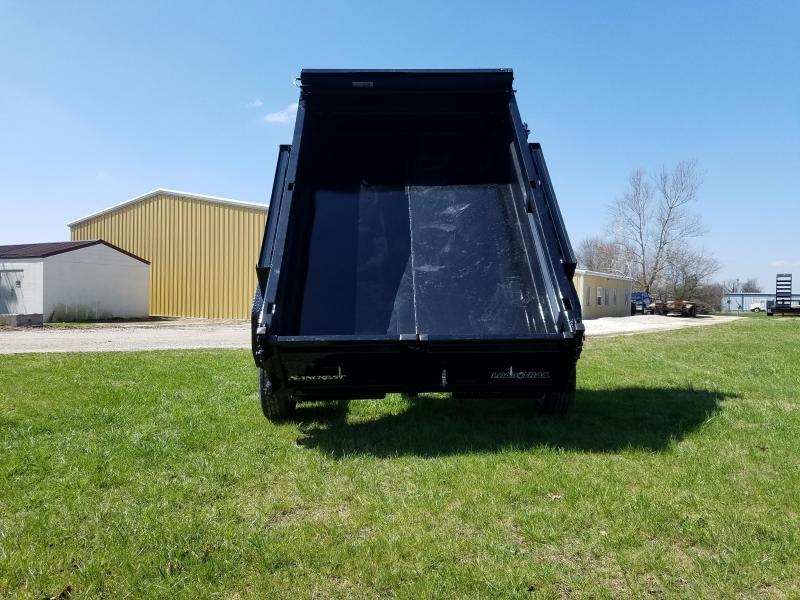 2018 Load Trail 72x10 Dump Trailer