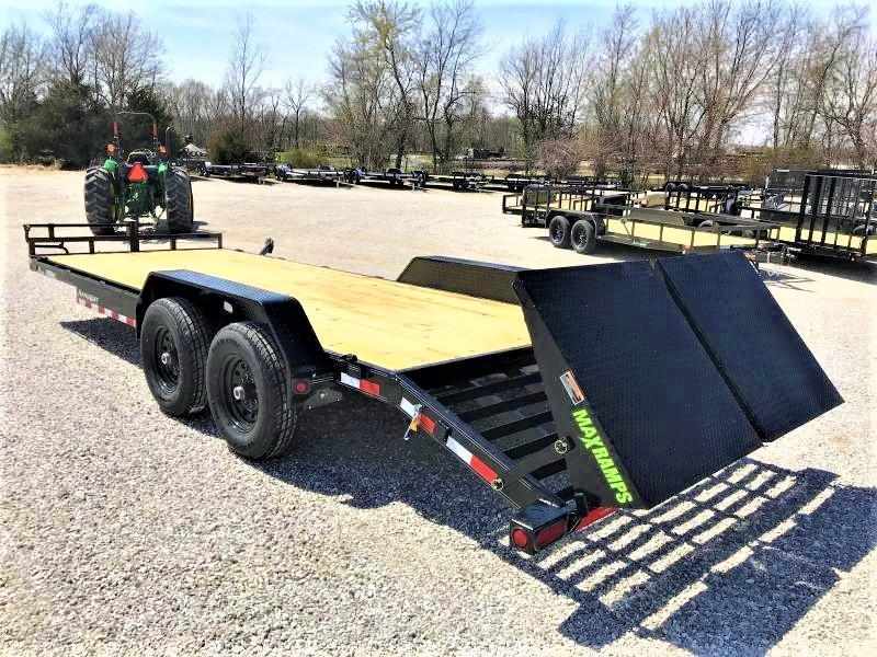 """2019 Load Trail 83"""" x 22' Tandem Axle Carhauler 7Ks"""