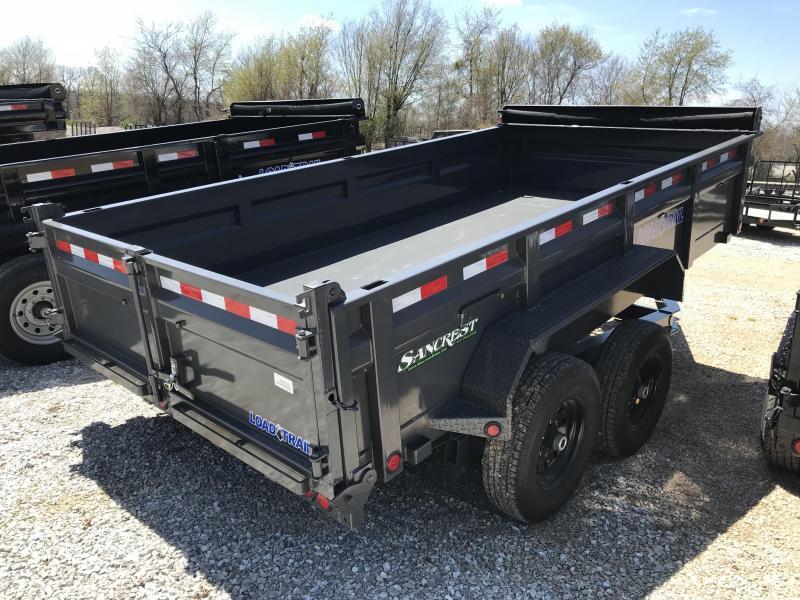2018 Load Trail 83x14 Low-Pro Dump Trailer