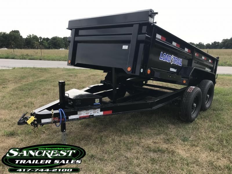 2019 Load Trail 72x12 Dump Trailer in El Dorado Springs, MO