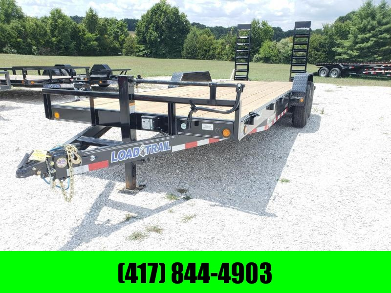 "2019 Load Trail 83"" x 20' Tandem Axle Carhauler in Omaha, AR"