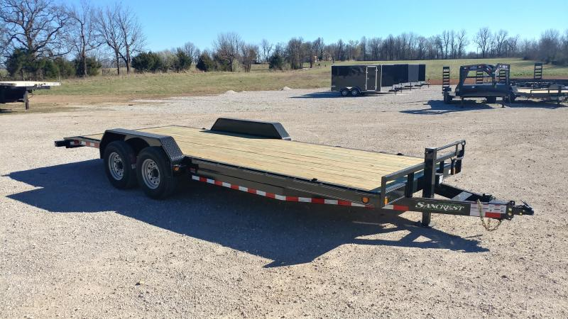 2017 Load Trail CARHAULER Equipment Trailer