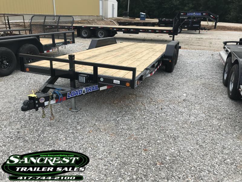 2018 Load Trail 83X20 CAR HAULER