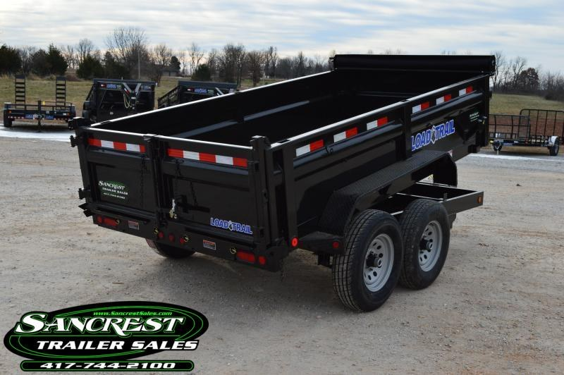 2018 Load Trail 72x12 Dump Trailer in Bourbon, MO