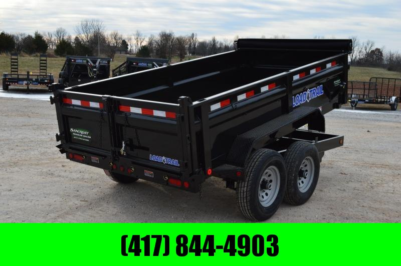 2018 Load Trail 72x12 Dump Trailer