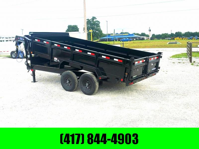 2019 LOAD TRAIL 83X16 TANDEM 14K DUMP TRAILER