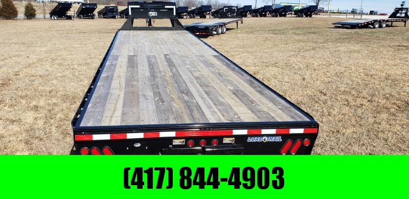 "2019 Load Trail 102"" x 32' Tandem Heavy Duty Gooseneck STRAIGHT DECK"